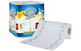 Nicky Talent 4 pack Kitchen Roll – 6 packs per Case