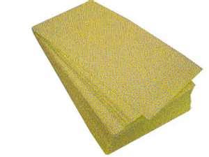 Ramon Lightweight Yellow Cleaning Cloths – packs of 50