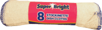 Super Bright Dishcloths – pack of 24