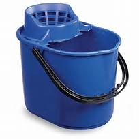 Ramon 12 Litre Colour Coded Mop Bucket