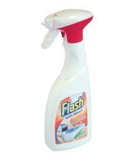 Flash Spray with Bleach 500ml