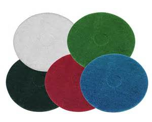 "200mm (8"") Floor Maintenance Pads  1 x 5"