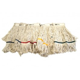 450g (16oz) Natural Cotton Yarn Multi-Fold Kentucky Mop Head - C