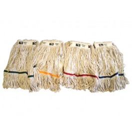 340g (12oz) Natural Cotton Yarn Multi-Fold Kentucky Mop Head - C