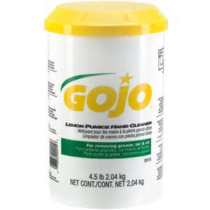 Gojo Lemon Pumice Hand Cleaner 2.25kg Tub