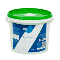 Pal TX Surface Disinfectant - 1500 sheets per bucket