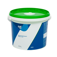 Pal TX Surface Disinfectant Heavy Plus - 500 sheets per tub